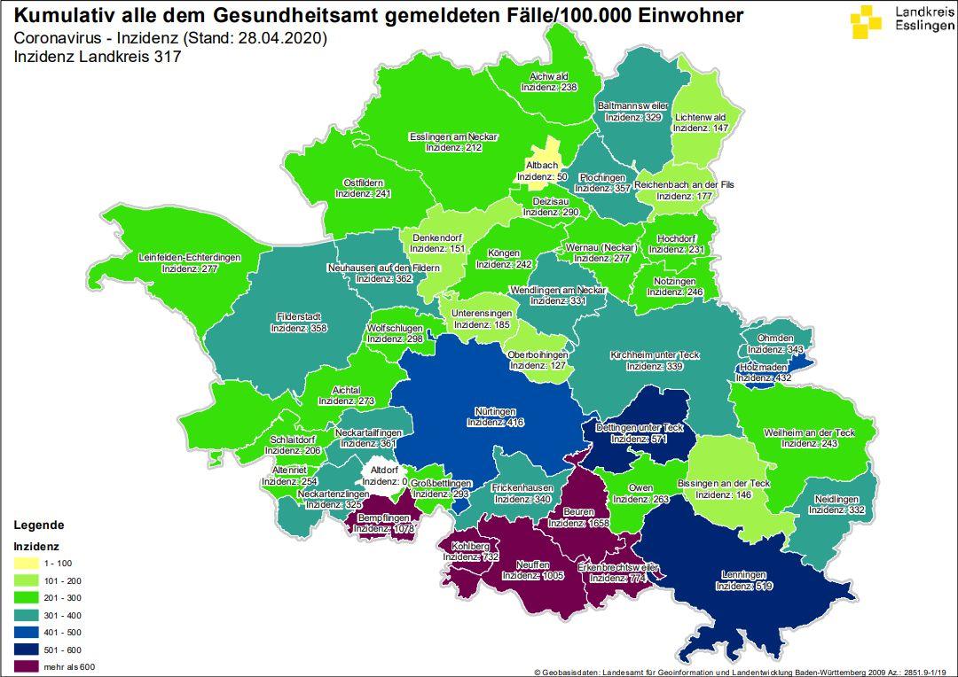 Aktuelle Informationen Zum Corona Virus Stadt Wernau